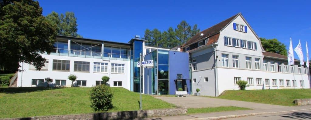 GEWATEC_Gebäude