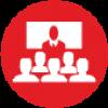 Präsenz-Schulung-Icon